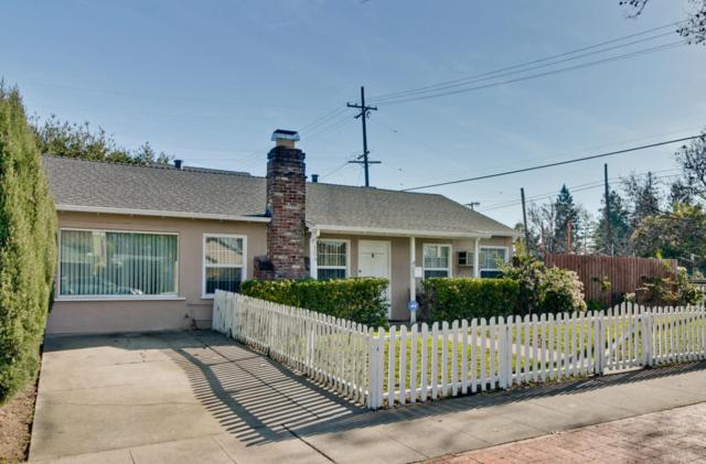 104 E St, Redwood City, CA 94063 (#ML81690329) :: The Kulda Real Estate Group