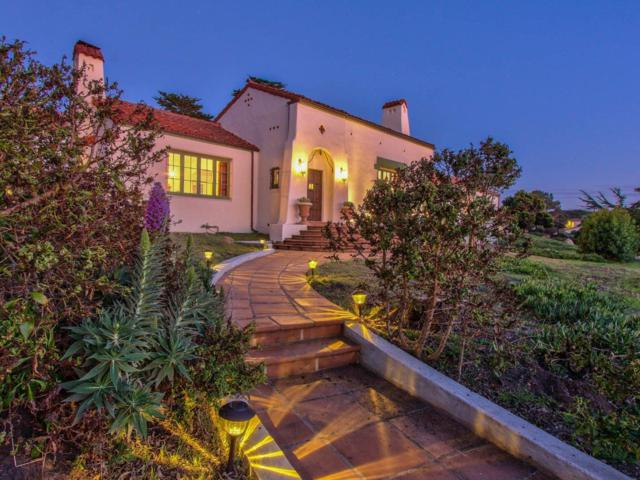 1011 Rodeo Rd, Pebble Beach, CA 93953 (#ML81692026) :: von Kaenel Real Estate Group