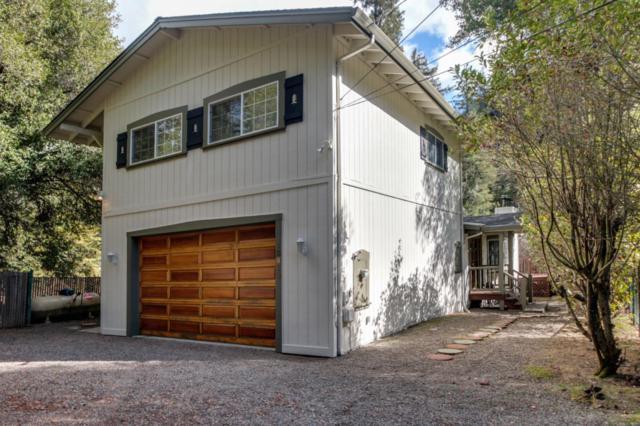 13818 Bear Creek Rd, Boulder Creek, CA 95006 (#ML81693319) :: The Goss Real Estate Group, Keller Williams Bay Area Estates