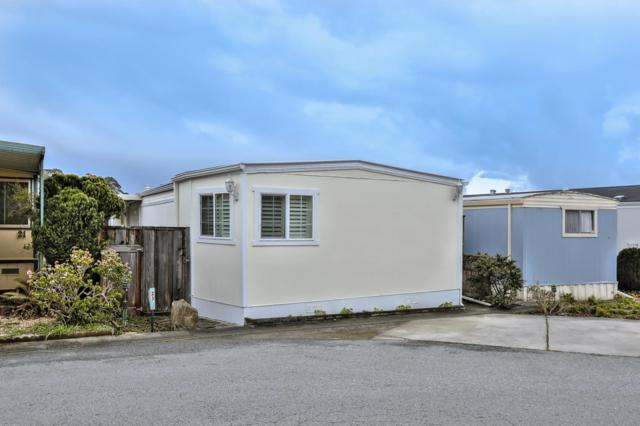 23 Oceanview Ave 23, Half Moon Bay, CA 94019 (#ML81696747) :: Astute Realty Inc