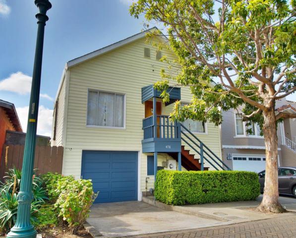 478 E St, Colma, CA 94014 (#ML81697530) :: The Dale Warfel Real Estate Network