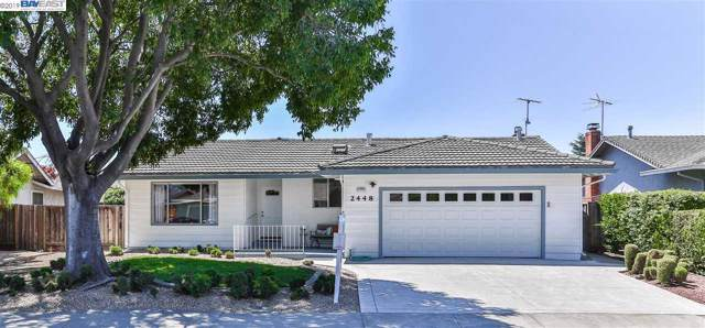 2448 Almaden Blvd, Union City, CA 94587 (#BE40878377) :: The Kulda Real Estate Group
