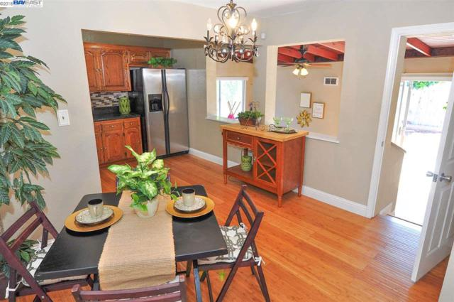 456 Linnell Ave, San Leandro, CA 94578 (#BE40835751) :: The Kulda Real Estate Group