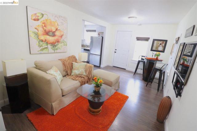 2821 Vallecito Pl, Oakland, CA 94606 (#EB40835895) :: The Goss Real Estate Group, Keller Williams Bay Area Estates