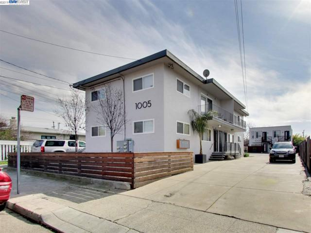 1005 62nd St, Oakland, CA 94608 (#BE40853796) :: The Kulda Real Estate Group