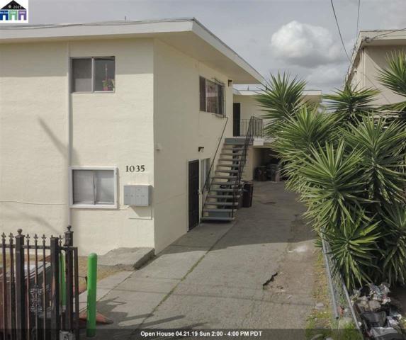 1035 76th, Oakland, CA 94621 (#MR40857979) :: Julie Davis Sells Homes