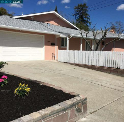 285 Gregory Ln, Pleasant Hill, CA 94523 (#CC40860095) :: The Kulda Real Estate Group