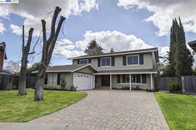 6878 Corte Sonada, Pleasanton, CA 94566 (#BE40860096) :: The Kulda Real Estate Group