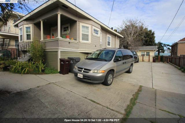 2150 50Th Ave, Oakland, CA 94601 (#BE40860316) :: Julie Davis Sells Homes