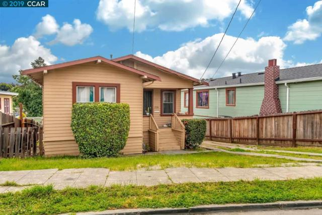2126 Baxter St, Oakland, CA 94601 (#CC40860865) :: Live Play Silicon Valley