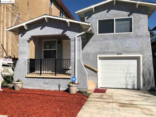 2600 Fruitvale Ave, Oakland, CA 94601 (#EB40861075) :: The Realty Society