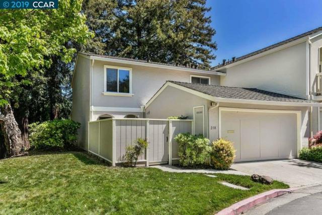 218 Whitney Ct, Walnut Creek, CA 94598 (#CC40863022) :: Strock Real Estate