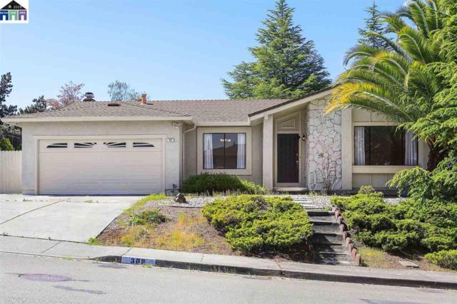 300 Ponderosa Ct, Richmond, CA 94803 (#MR40863554) :: Strock Real Estate