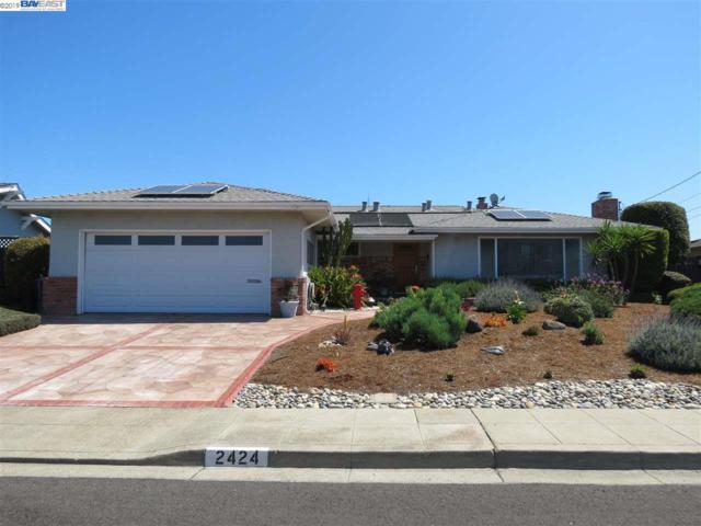 2424 Harborview Dr, San Leandro, CA 94577 (#BE40863799) :: Strock Real Estate