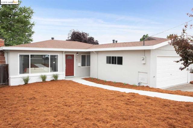 967 Yuba St, Richmond, CA 94805 (#EB40864621) :: Strock Real Estate