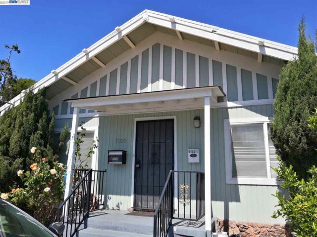 7100 Weld, Oakland, CA 94621 (#BE40865030) :: Strock Real Estate
