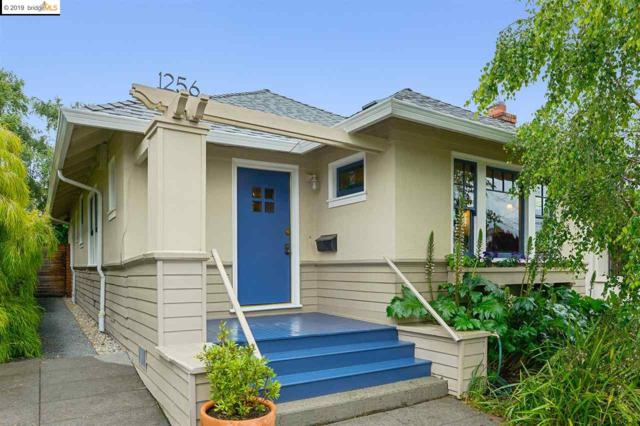 1256 Burnett St., Berkeley, CA 94702 (#EB40865945) :: Strock Real Estate