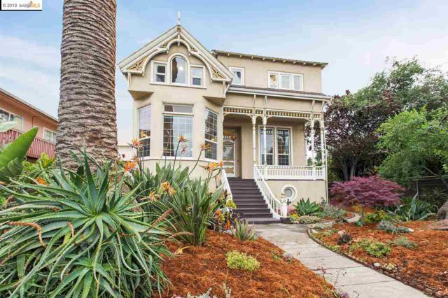 1521 51St Ave, Oakland, CA 94601 (#EB40865976) :: Strock Real Estate
