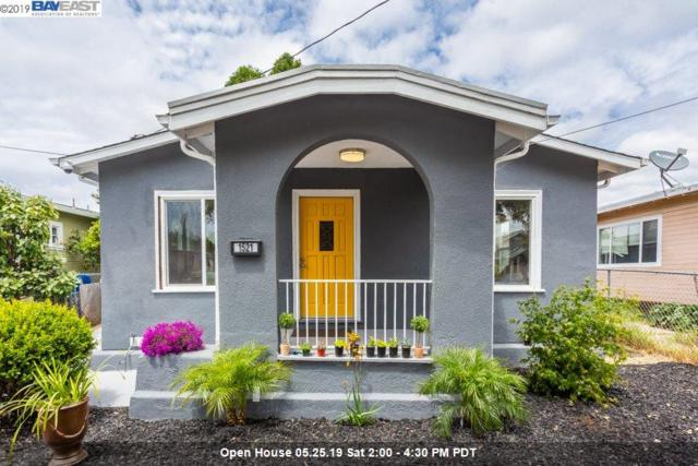 1521 80th Ave, Oakland, CA 94621 (#BE40866163) :: Strock Real Estate