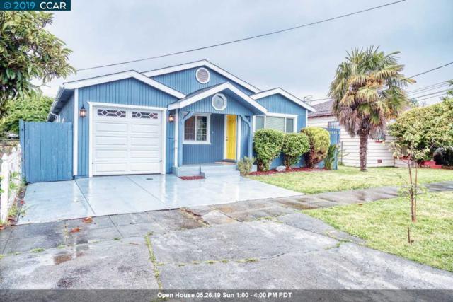 371 S 38Th St, Richmond, CA 94804 (#CC40866235) :: Strock Real Estate