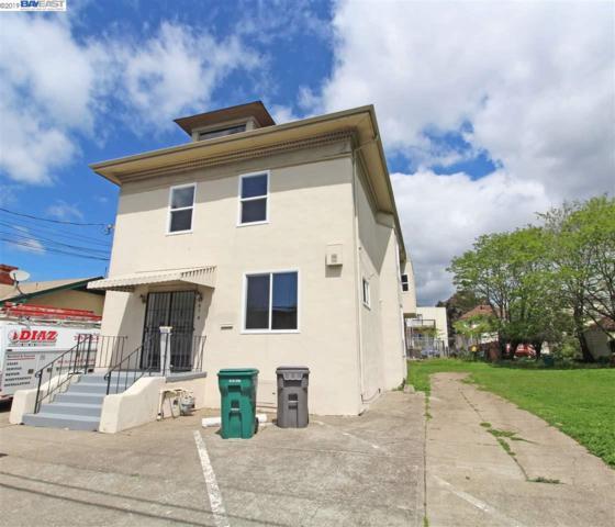 874 36Th St, Oakland, CA 94608 (#BE40868186) :: The Warfel Gardin Group