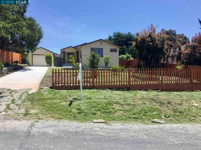 716 El Centro Rd, El Sobrante, CA 94803 (#CC40868316) :: Strock Real Estate