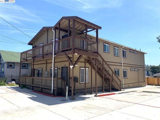 2648 Parker Ave, Oakland, CA 94605 (#BE40868557) :: Strock Real Estate