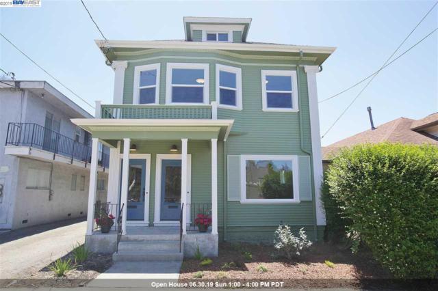 633 58Th St, Oakland, CA 94609 (#BE40869474) :: The Warfel Gardin Group