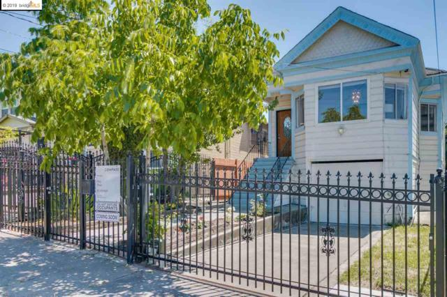 2205 E 22Nd St, Oakland, CA 94606 (#EB40870322) :: Strock Real Estate