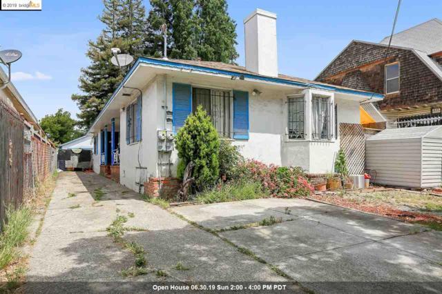 1711 86Th Ave, Oakland, CA 94621 (#EB40870813) :: Strock Real Estate
