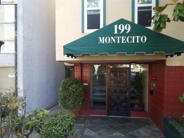 199 Montecito Ave, Oakland, CA 94610 (#EB40870888) :: Strock Real Estate