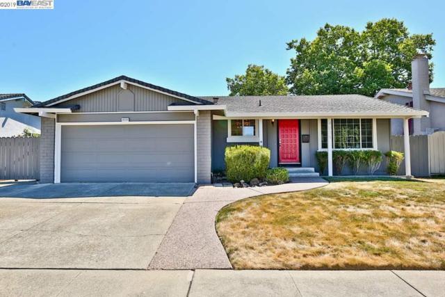 4039 Page Ct, Pleasanton, CA 94588 (#BE40871227) :: Strock Real Estate