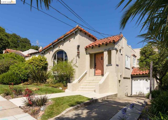 4106 Laurel Ave, Oakland, CA 94602 (#EB40871231) :: Strock Real Estate
