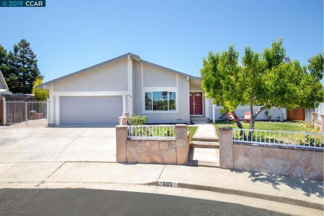 305 San Simeon Pl, Pittsburg, CA 94565 (#CC40871372) :: Keller Williams - The Rose Group