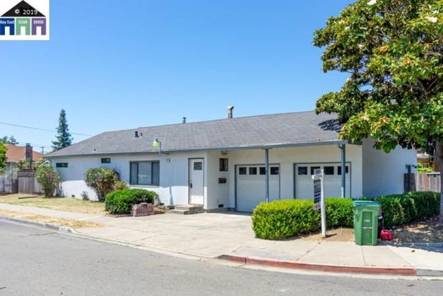 442 Wyeth, Hayward, CA 94544 (#MR40873038) :: The Sean Cooper Real Estate Group
