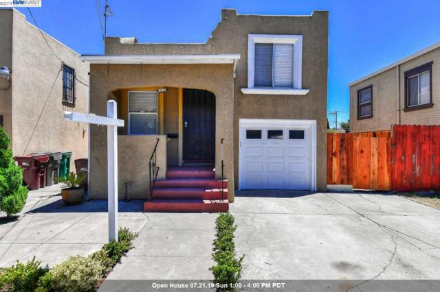 1058 80Th Ave, Oakland, CA 94621 (#BE40874148) :: Strock Real Estate