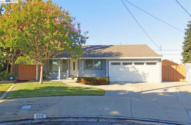 875 Figueroa Dr, San Leandro, CA 94578 (#BE40874152) :: Strock Real Estate