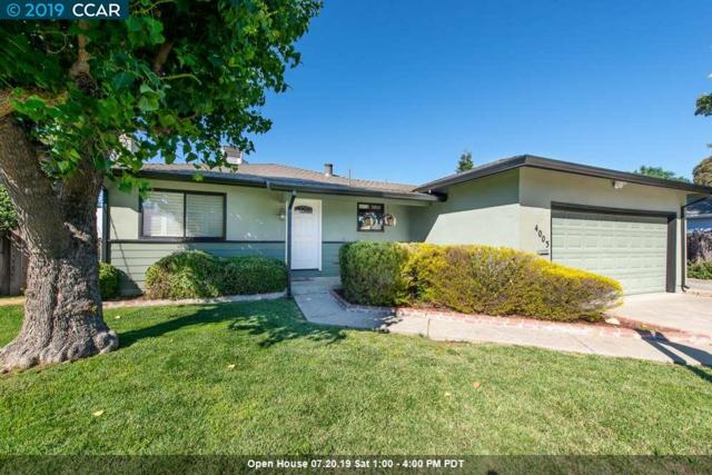 4003 Roland Dr, Concord, CA 94521 (#CC40874222) :: The Goss Real Estate Group, Keller Williams Bay Area Estates
