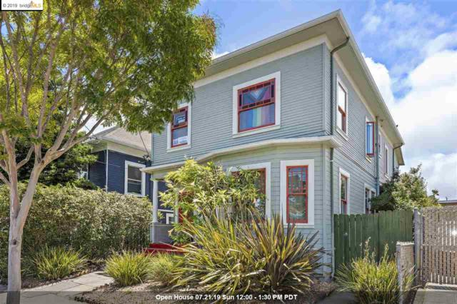 991 61St St, Oakland, CA 94608 (#EB40874318) :: Strock Real Estate