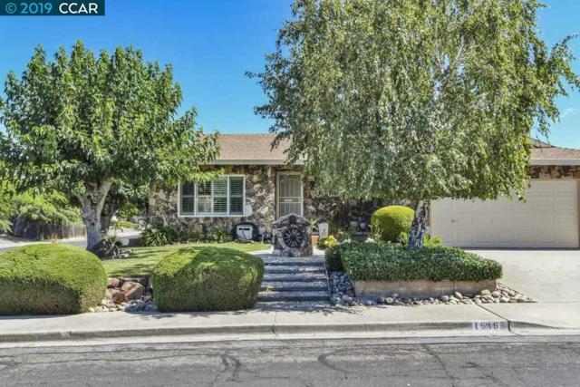 1516 Coronado Ct, Antioch, CA 94509 (#CC40876447) :: Intero Real Estate