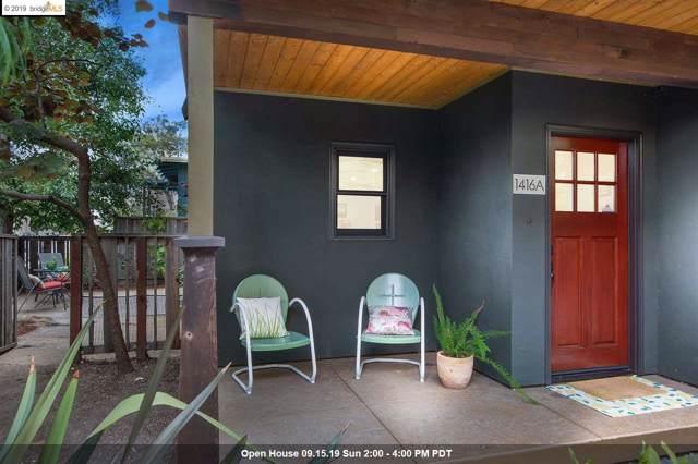 1416A Harmon St, Berkeley, CA 94702 (#EB40880631) :: Strock Real Estate
