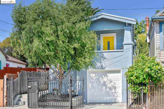 4726 Melrose Ave., Oakland, CA 94601 (#EB40880865) :: Intero Real Estate