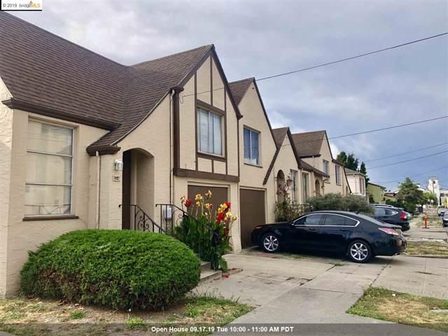 348 28th St, Richmond, CA 94804 (#EB40881044) :: Strock Real Estate
