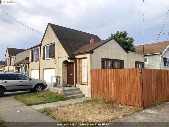 33 17th St, Richmond, CA 94801 (#EB40881042) :: Strock Real Estate