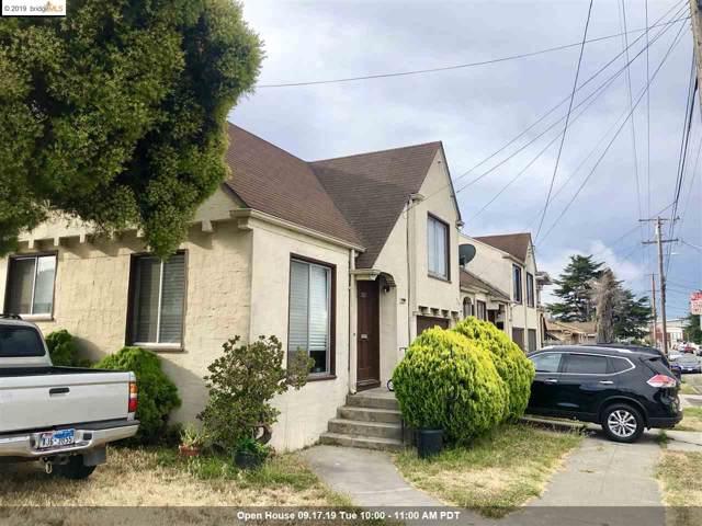 464 34th St, Richmond, CA 94805 (#EB40881049) :: Strock Real Estate