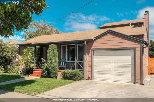 954 34Th St, Richmond, CA 94805 (#CC40881740) :: Strock Real Estate