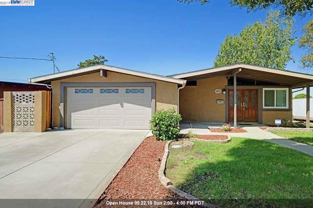 821 Resota St, Hayward, CA 94545 (#BE40881932) :: Live Play Silicon Valley