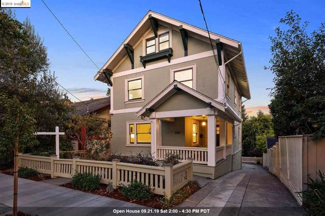 520 Chetwood St, Oakland, CA 94610 (#EB40882077) :: The Sean Cooper Real Estate Group
