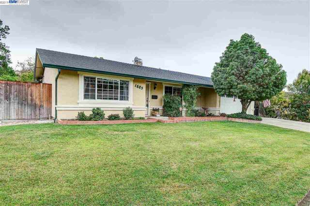 1685 Heidelberg Dr, Livermore, CA 94550 (#BE40882711) :: Live Play Silicon Valley