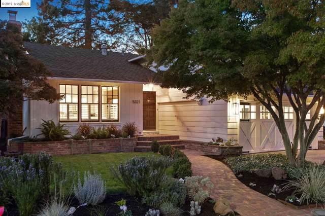 5321 Hilltop Crescent, Oakland, CA 94618 (#EB40885098) :: Strock Real Estate
